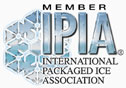 International Packaged Ice Association Logo